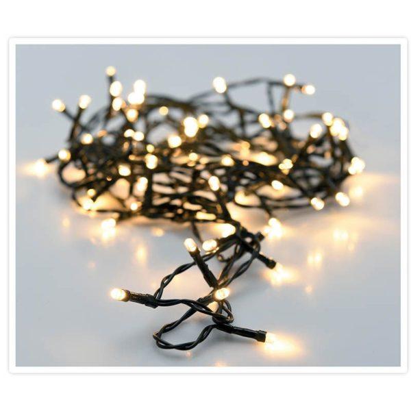 LED-verlichting met App bediening - 240 LED's - 24 meter - warm wit