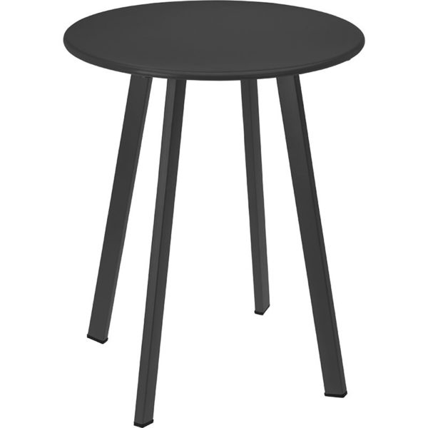 Tafel 40cm - donker grijs