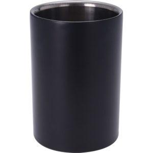 Wijnkoeler RVS - zwart