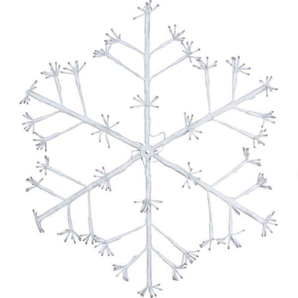 Sneeuwvlok 80cm - 288LED
