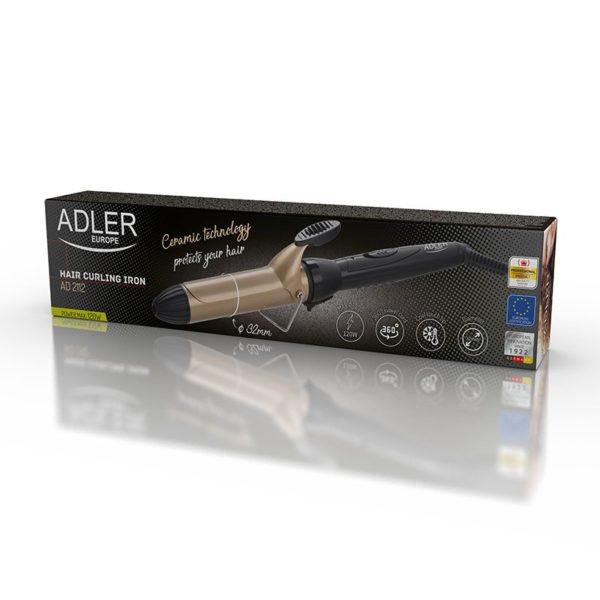 Adler AD2112 - Haarkrultang