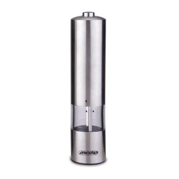 Mesko MS4432 - Elektrische Peper- en zoutmolen - RVS
