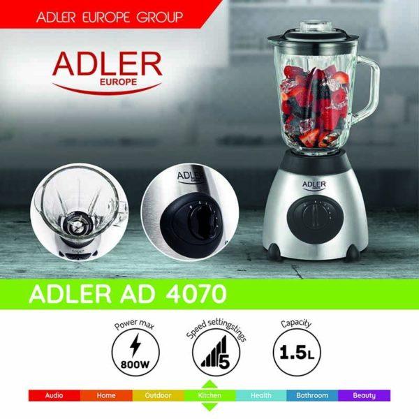 Adler AD4070 - Blender - 1.5L