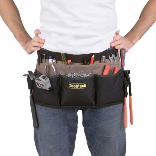 ToolPack Gereedschapshouder met 15 vakken