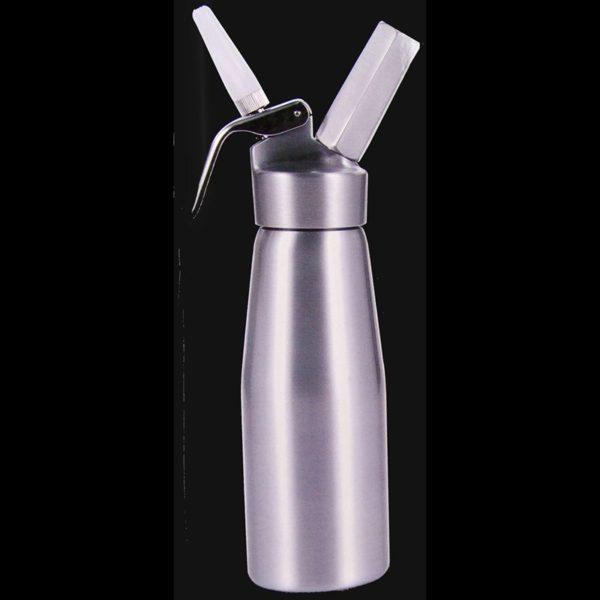 Masterpro Slagroomspuit 0.5 liter aluminium