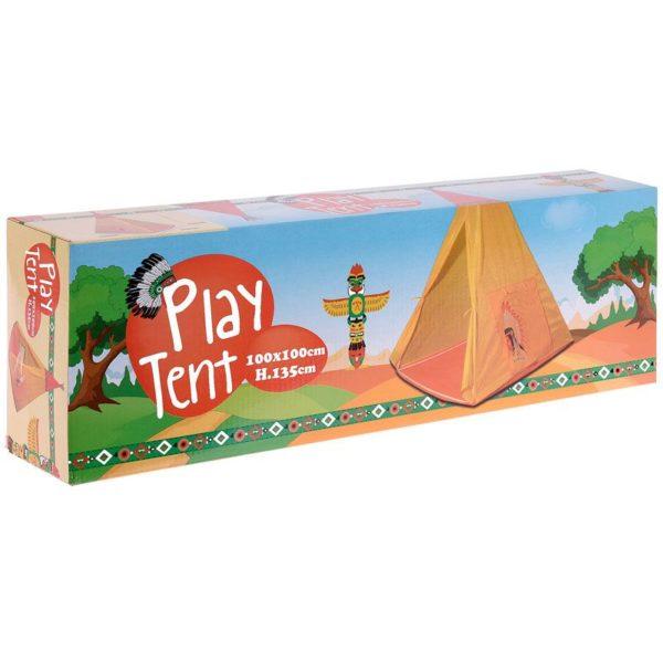 Kinder-speeltent - model Tipi