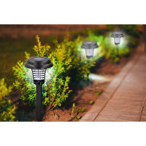 Solar tuinlamp / insektenlamp