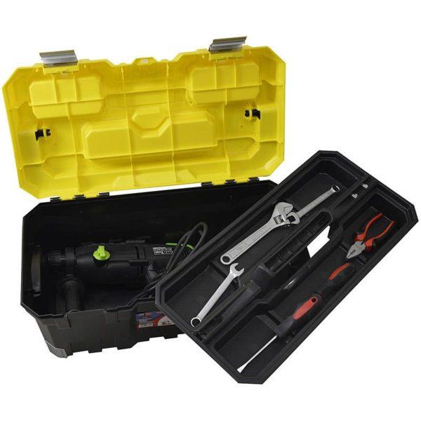 Gereedschapkoffer XL - 55x29x27cm