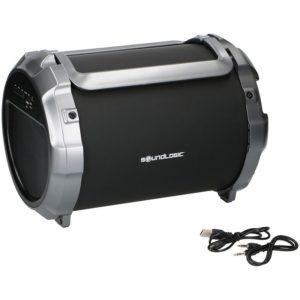 Draadloze bluetooth speaker - met subwoofer