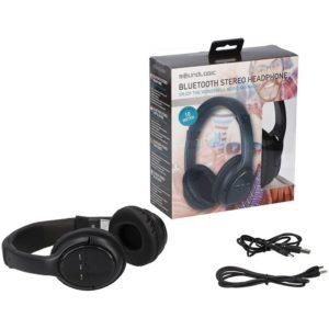 Bluetooth Koptelefoon - zwart