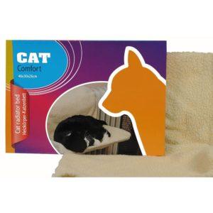 Radiatorbed voor katten