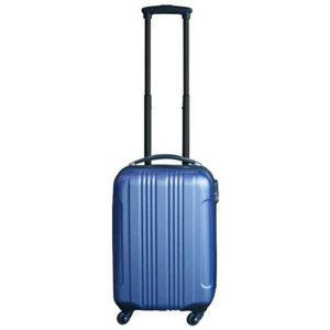Ceruzo handbagage koffer ABS blauw