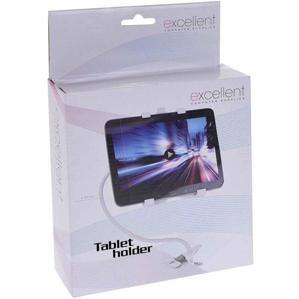 Flexibele tabletstandaard zwart
