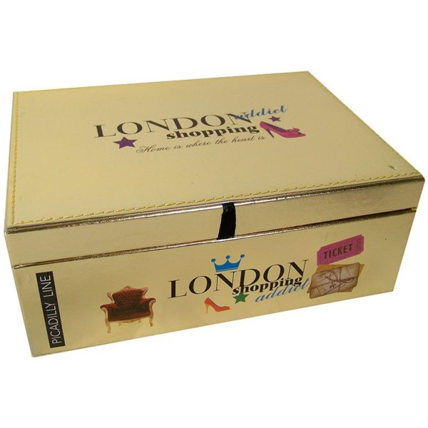 """Déluxa Luxe sieradenkoffer """"London"""""""