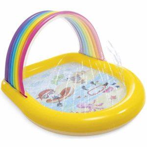 Intex Regenboog sproei-zwembad