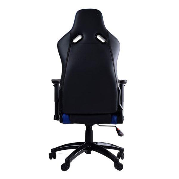 Gaming Chair - Blue Racing - ergonomisch - 360 graden - kantelbaar
