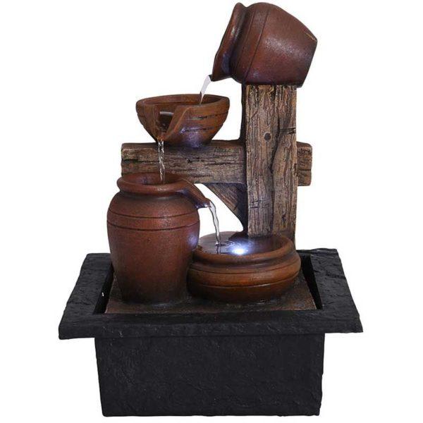 Waterfontein kruiken - 28cm