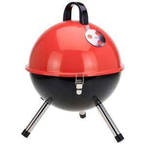 Kogel Barbecue - rood - Ø 32cm