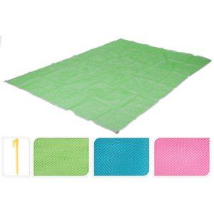 Zandvrije Strandmat - groen