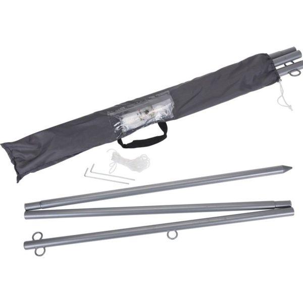 Paal voor Schaduwdoek - 220cm