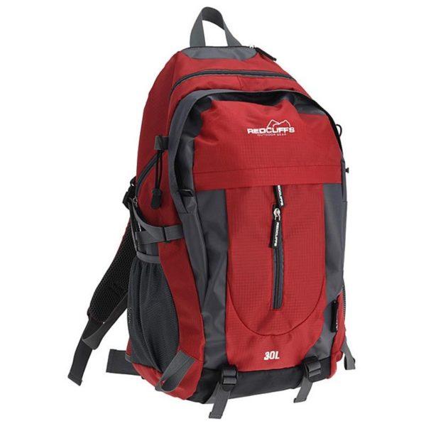 Rugzak outdoor - 30 liter - rood