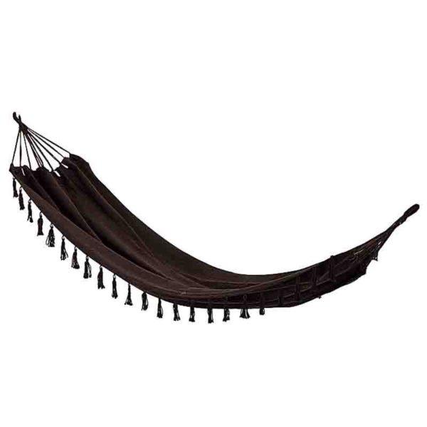 Hangmat - 1 persoons - bruin