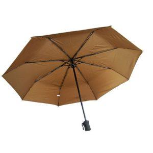 Amrini  Paraplu, vol automatisch bruin