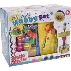 Hobby - Knutselset +1000pcs