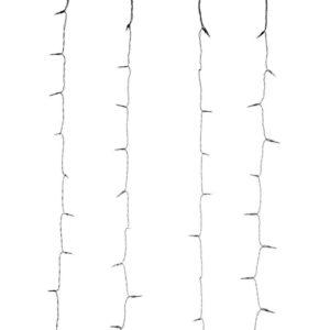 Gordijnverlichting - 240LED -  225x150cm - wit