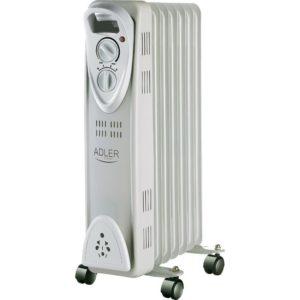 Adler AD7807 - Olieradiator - 7 verwarmingselementen