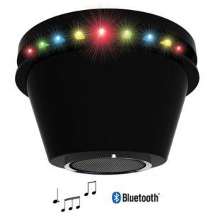 PartyFunLights Bluetooth speaker met discolicht