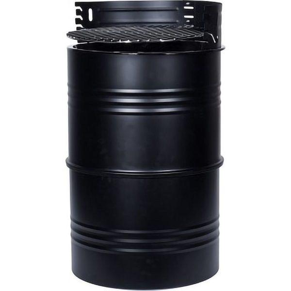 Kolenbarbecue - BBQ drum