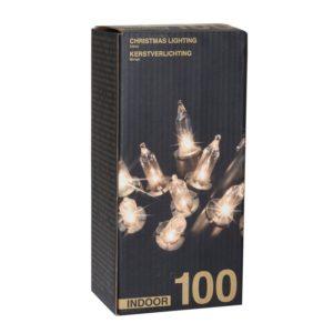 Kerstboomverlichting - 100 mini lampjes