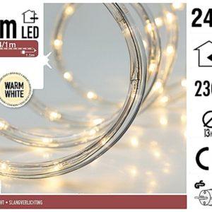 LED Lichtslang - 6 meter - warm wit