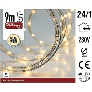 LED Lichtslang - 9 meter - warm wit