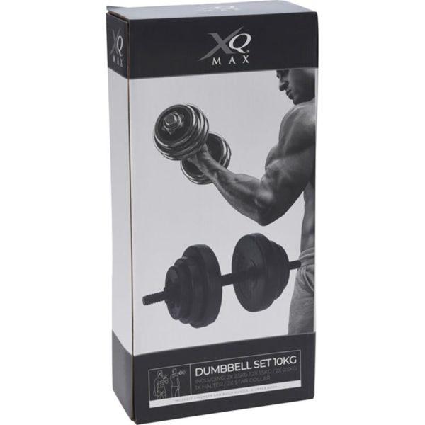 XQ MAX - Dumbbell set - 10 KG