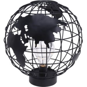 Tafellamp Wereldbol - Globe - Ø25 cm