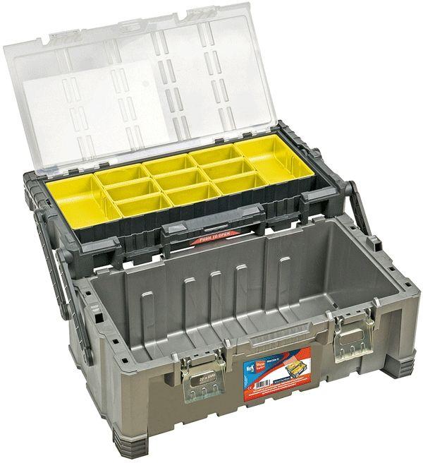 Gereedschapkoffer XL - 56x31x25cm